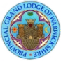 This Logo contains a link to the Official Provincial Website for Warwickshire Freemasonry